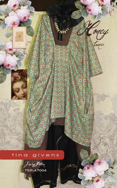 HONEY TUNIC TG-P7004