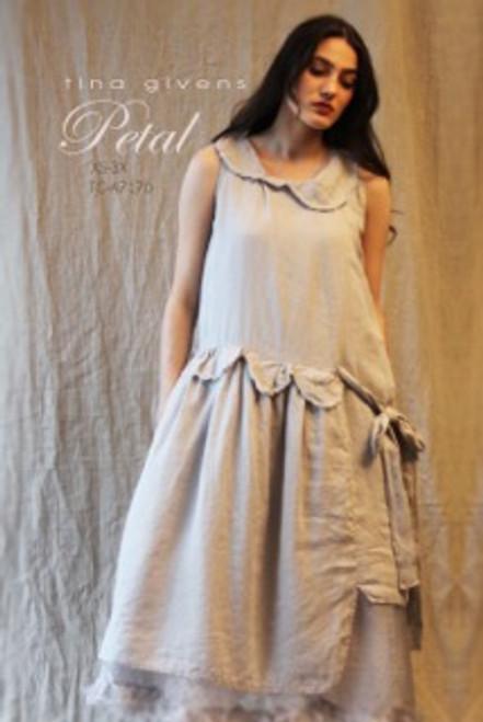 PETAL DRESS TG-A7170