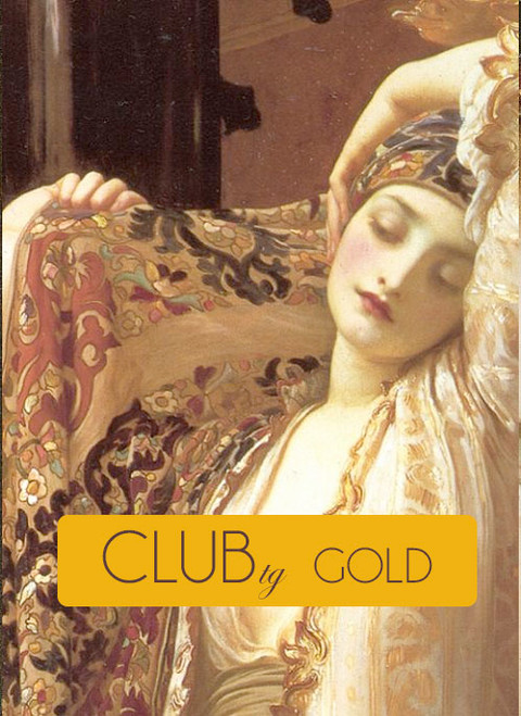 CLUB Membership {GOLD}