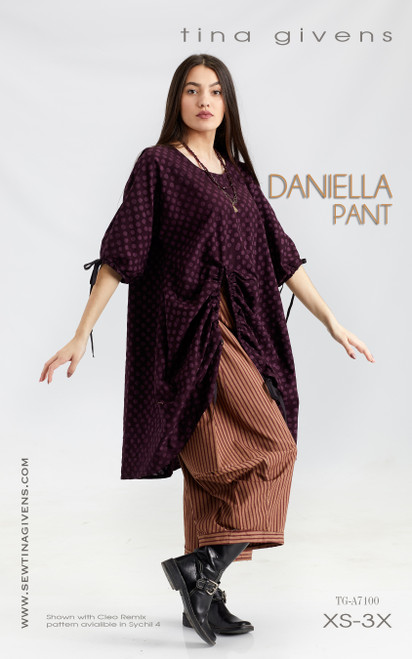 DANIELLA PANT TG-P