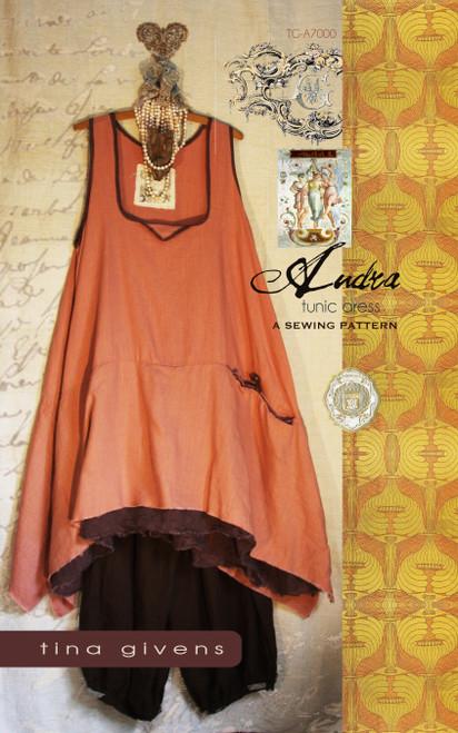 Audra Tunic Dress