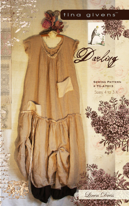 DARLING DRESS TG-AC7013