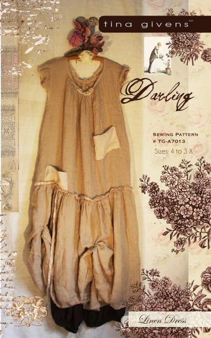 DARLING DRESS TG-AC7013