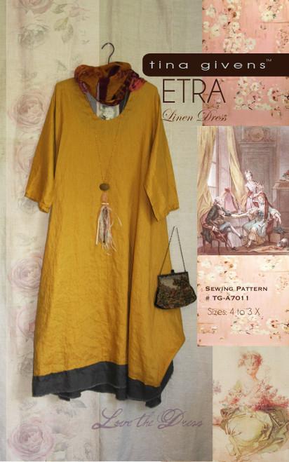 ETRA DRESS TG-P7011