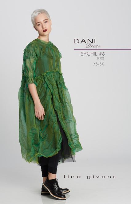 Dani is a free pattern in S6