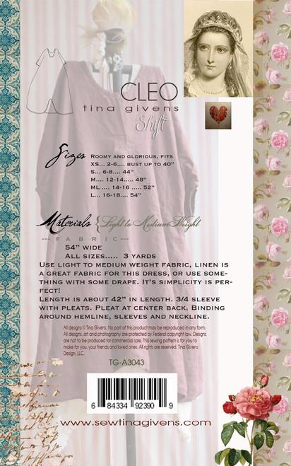 CLEO TG-A3043 PRINT