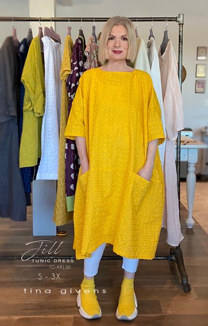 JILL Tunic Dress 9130