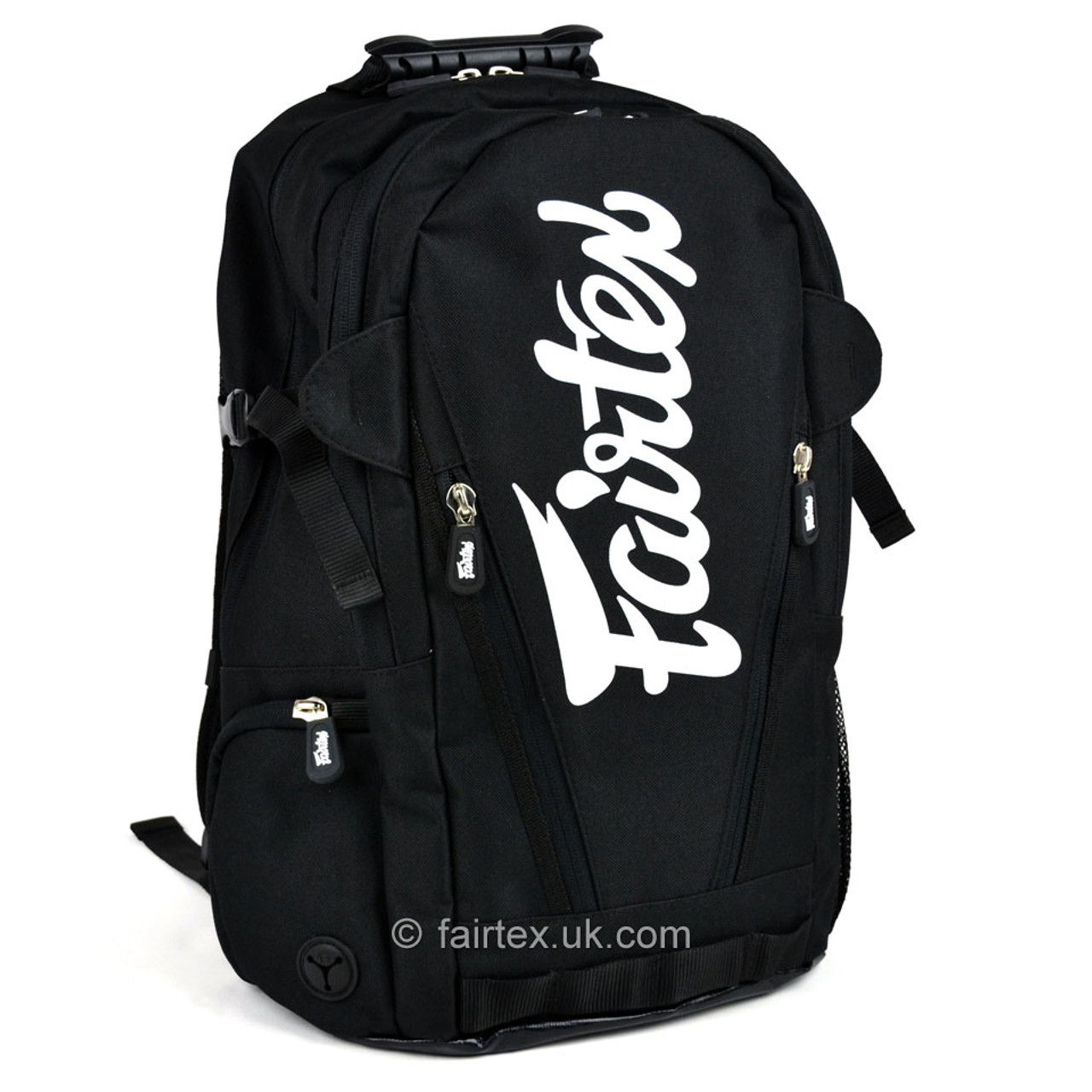 6996fc2192b9 Fairtex BAG8 Compact Rucksack Black Hawk