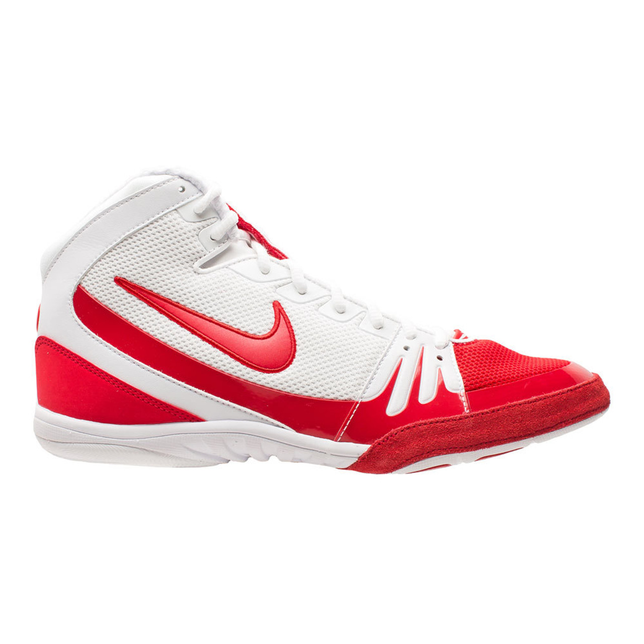 cheap for discount 4e431 2846b Nike Freek Training Boots Red White