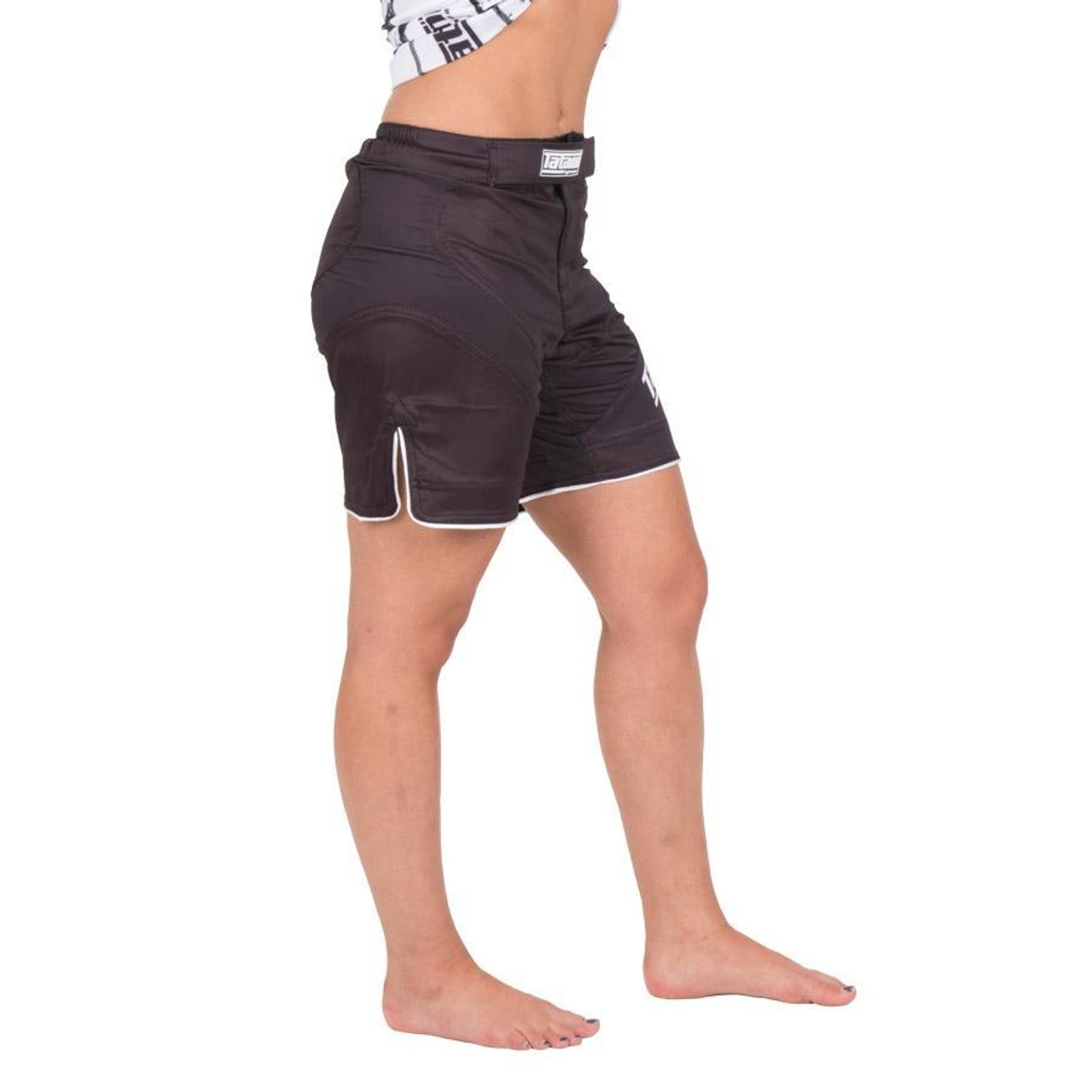 Tatami Black Dynamic Fit IBJJF Fight Shorts