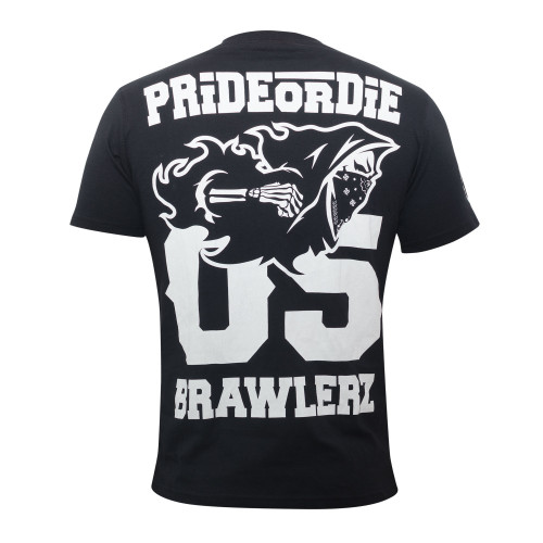 Pride or Die UK MMA Clothing at Made4Fighters