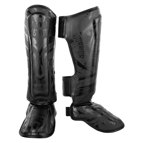 Venum Gladiator 3.0 Shin Guards Black Black 66b59ba209