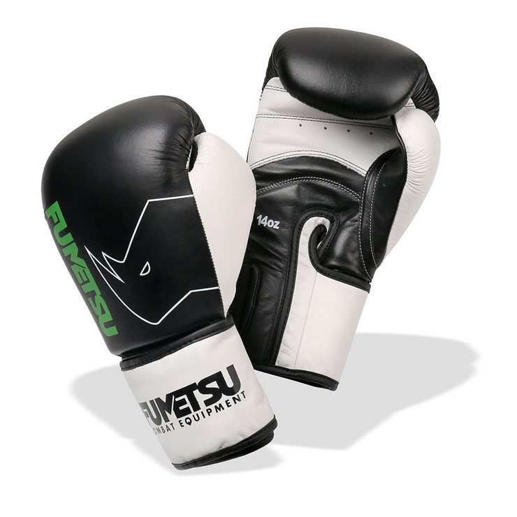 Fumetsu Leather Sparring Boxing Gloves