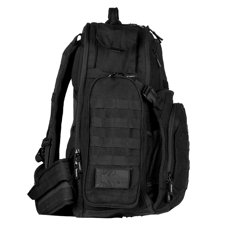 Datsusara BPP05 Hemp Battlepack Pro Backpack Black