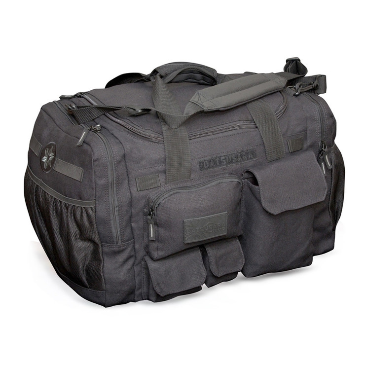 Datsusara GBC03 Hemp Core Bag Black