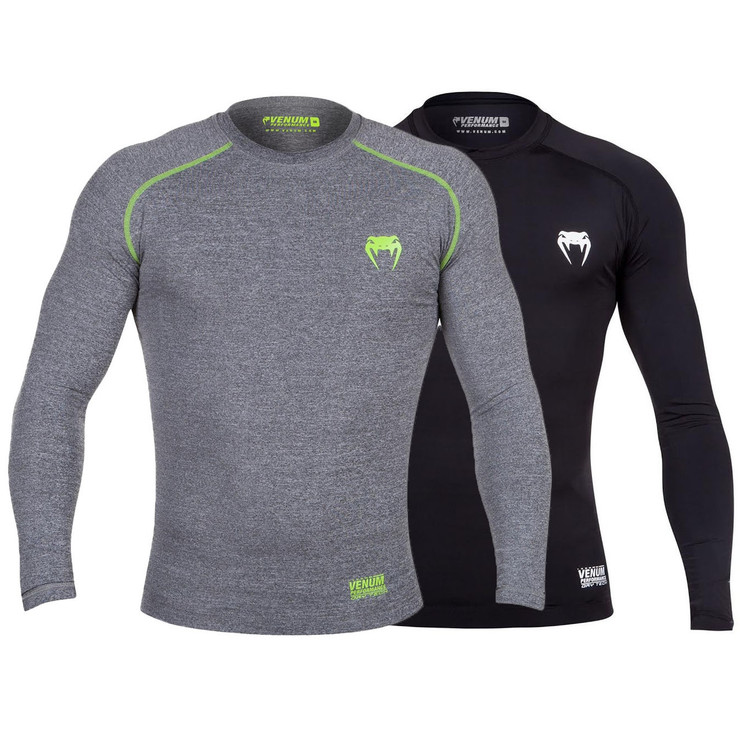 Venum Contender 2.0 Long Sleeve Compression Top
