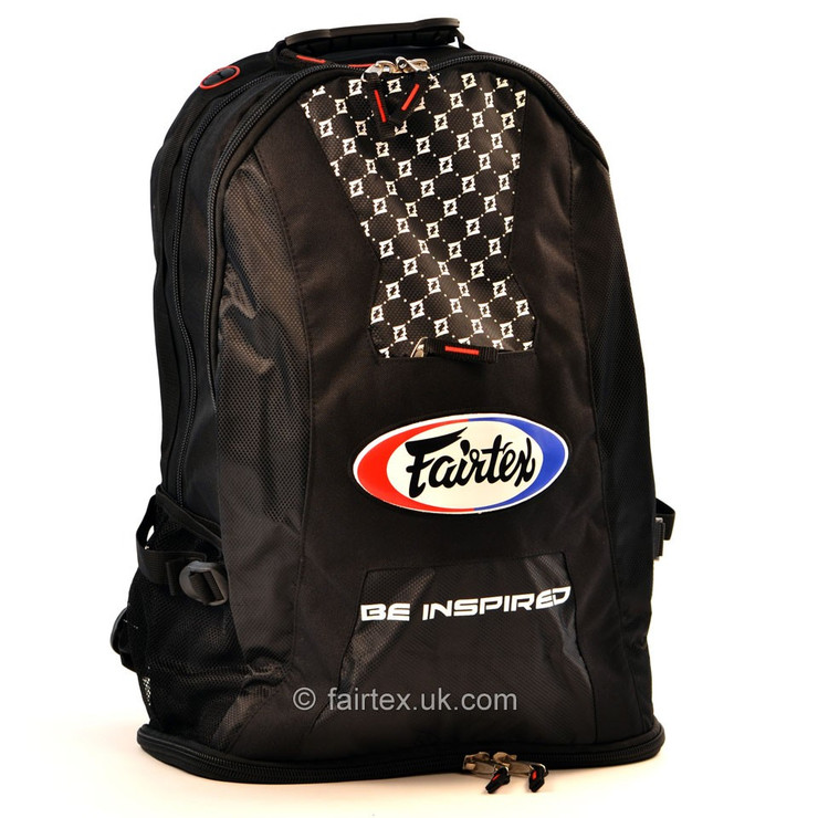 Fairtex BAG4 Backpack Black