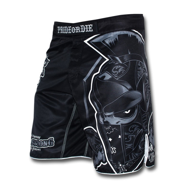 Pride or Die Stand Strong Fight Shorts