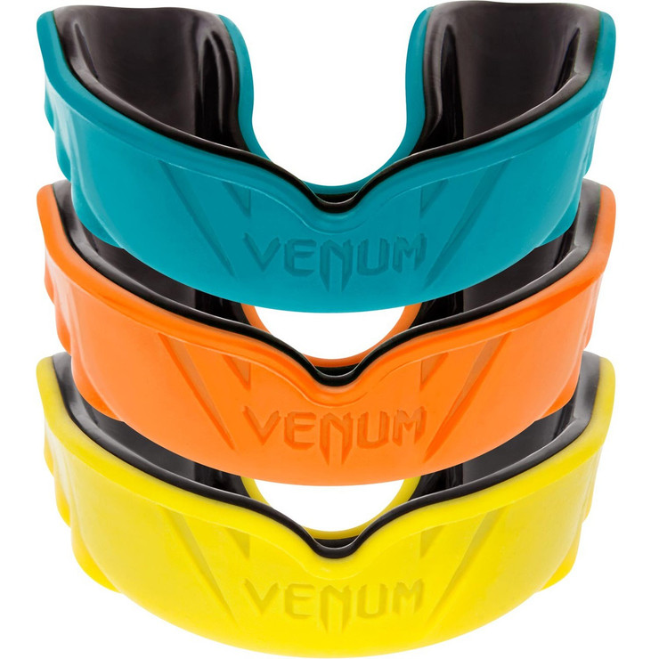 Venum Challenger Mouth Guard Neon