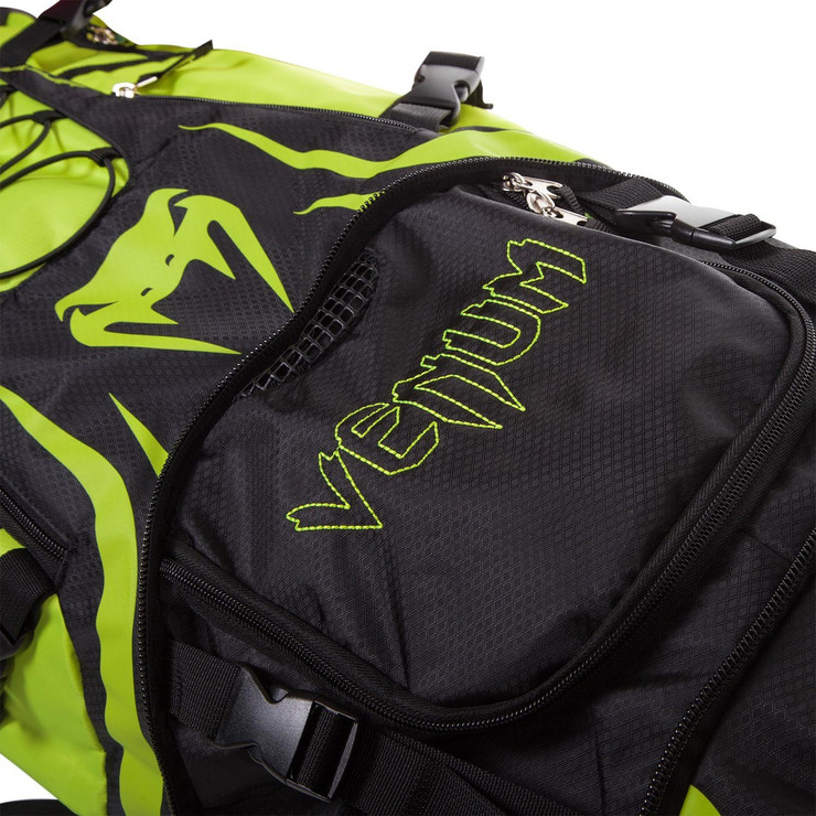 Venum Challenger Extreme Backpack Black/Yellow