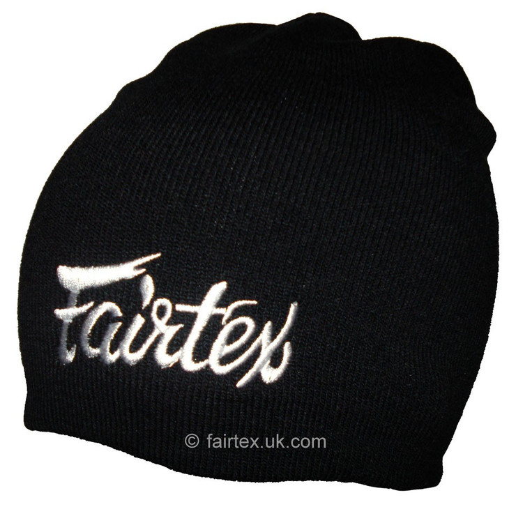 Fairtex Beanie Black