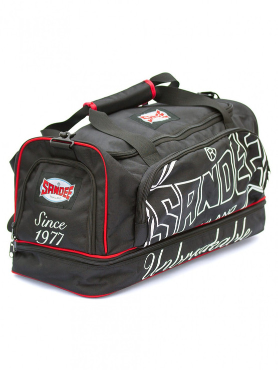 Sandee Heavy Duty Holdall Black/Red
