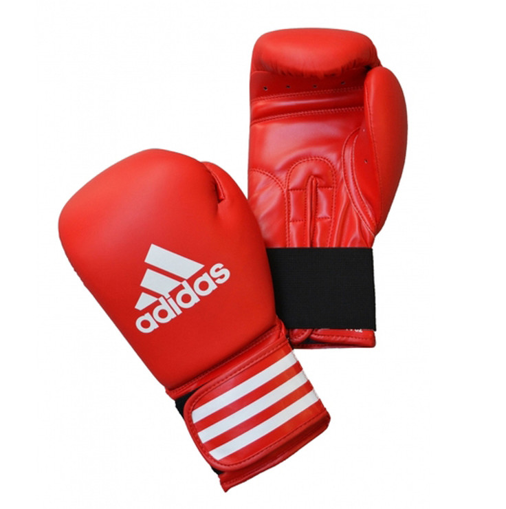 Adidas Performer Boxing Gloves Red