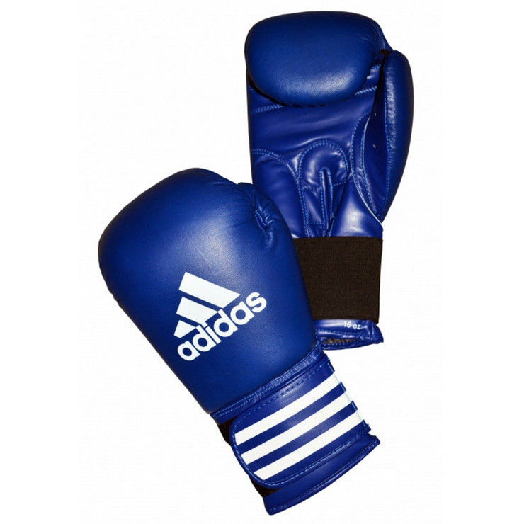 Adidas Performer Boxing Gloves Blue