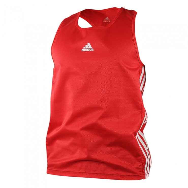 Adidas Boxing Vest Red