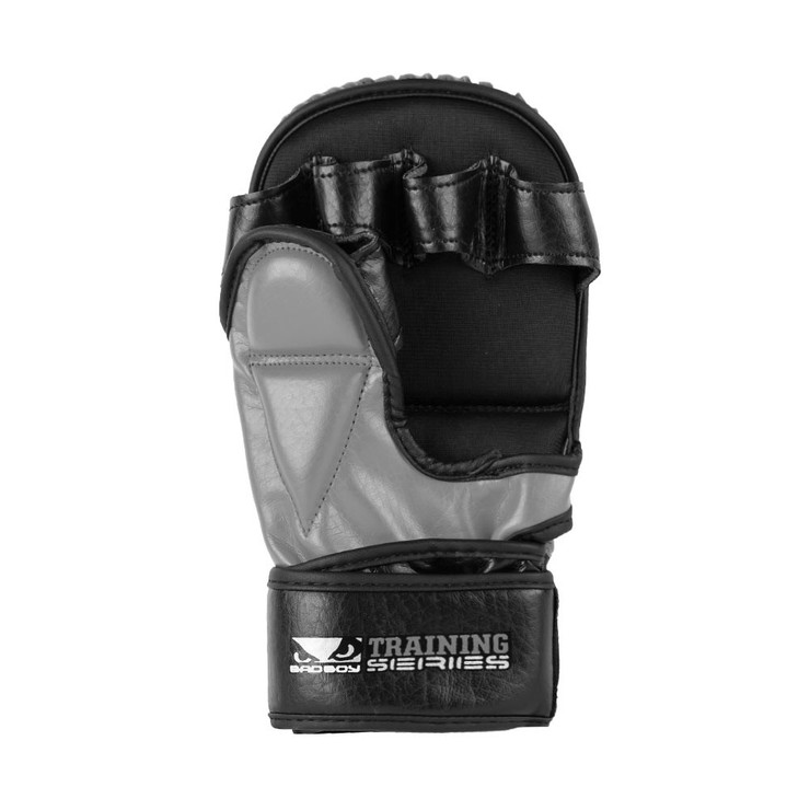 Bad Boy Training Series 2.0 MMA Safety Gloves Charcoal