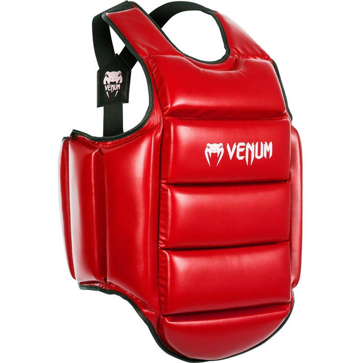 Venum Karate Reversible Body Protector Blue/Red