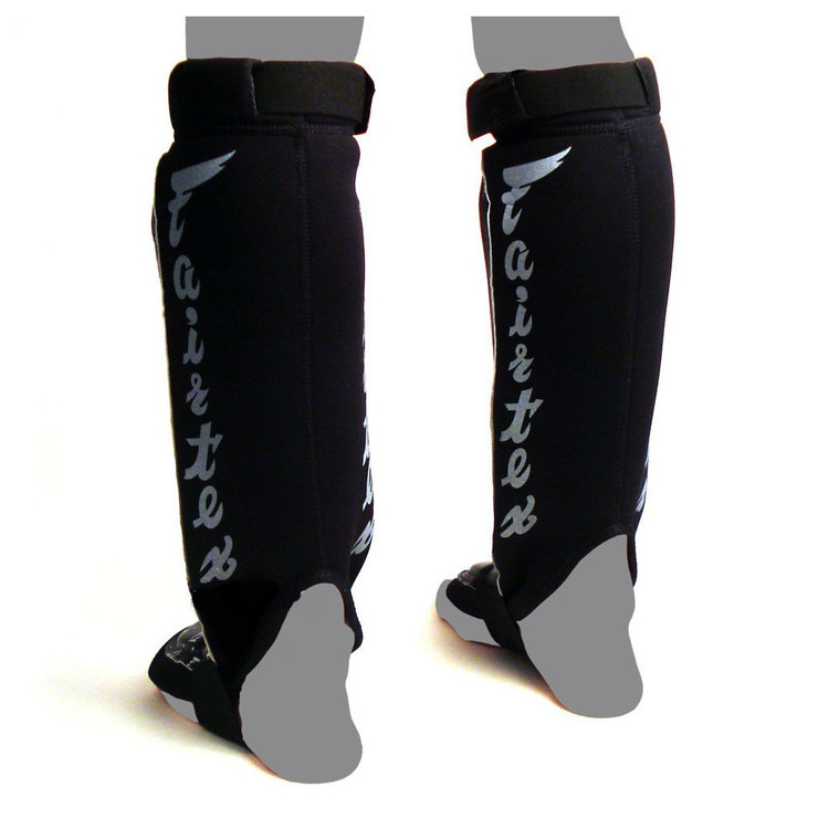 Fairtex SP6 Shin Guards