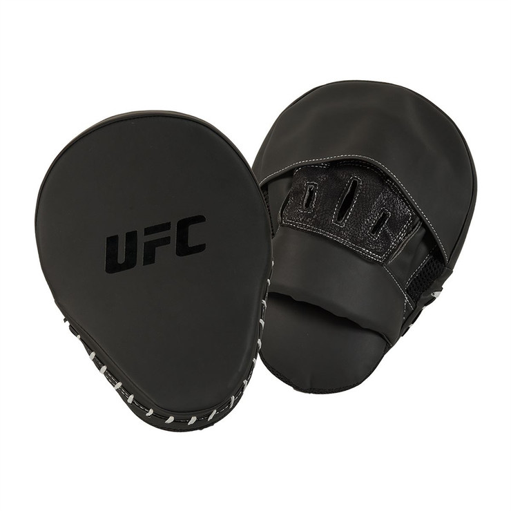 UFC Curved Punch Mitt Black