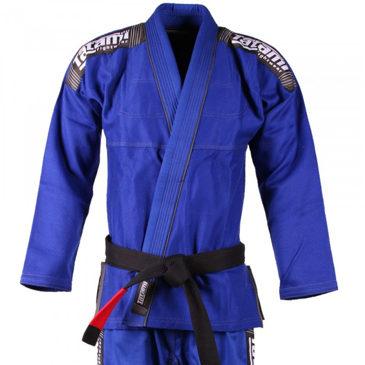 Tatami Fightwear Nova Plus BJJ Gi Blue