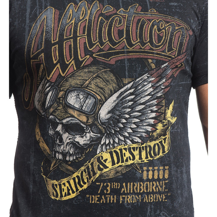 Affliction Bombraider T-Shirt