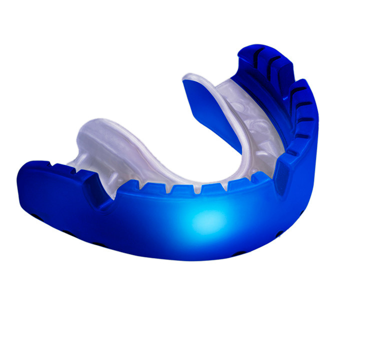 Opro Ortho Gold Braces With Lower Jaw Gen 3 Mouthguard