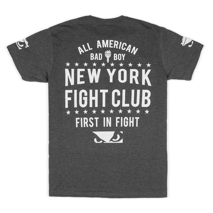 Bad Boy NY Fight Club T-Shirt