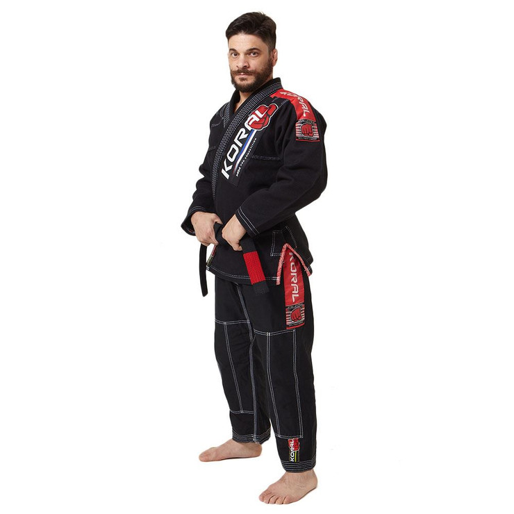 Koral Fight Co MKM Competition BJJ Gi