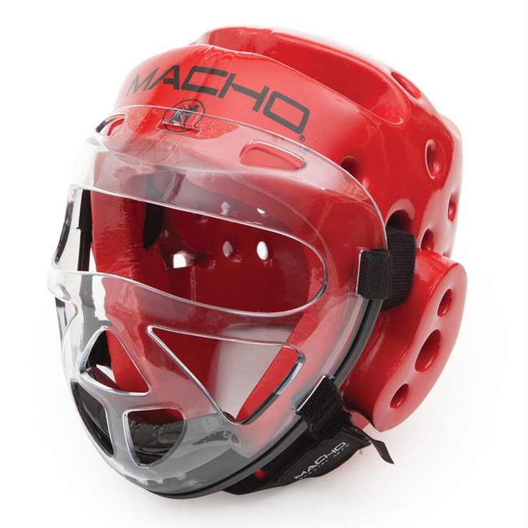 Macho Dyna Face Shield