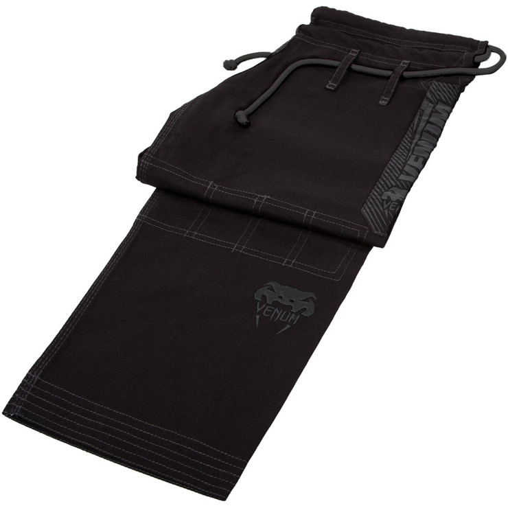 Venum Elite BJJ Gi Black