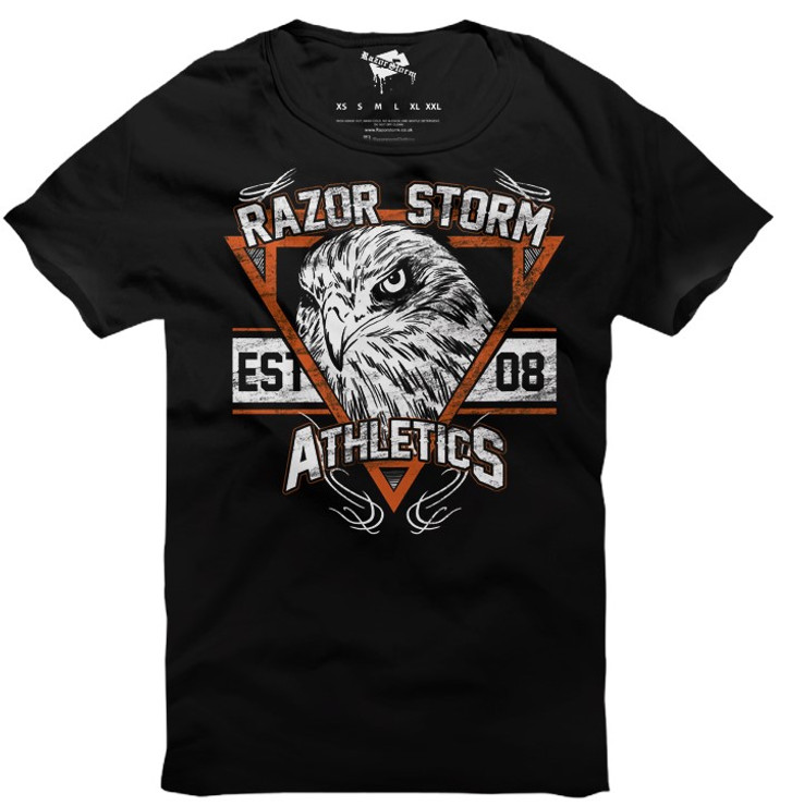 Razorstorm Hawk Athletics T-Shirt