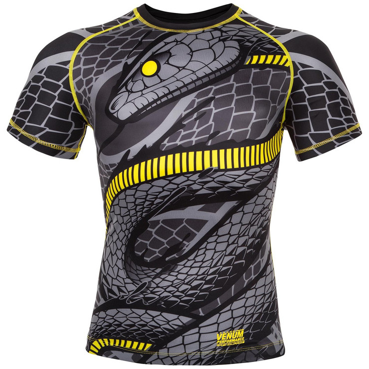 Venum Snaker Short Sleeve Rash Guard