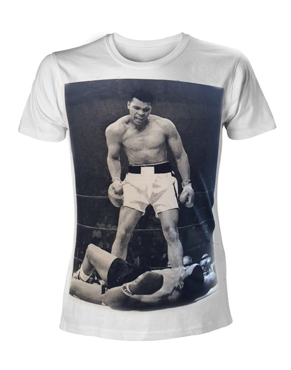 Muhammad Ali Knockout Punch T-Shirt