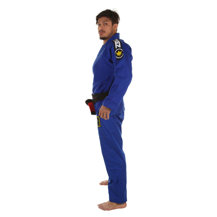Kingz Basic 2.0 BJJ Gi Blue