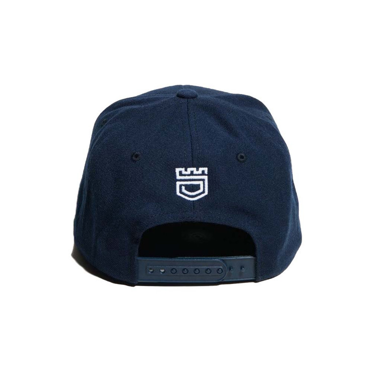 Dethrone Knife Skull Snapback Hat