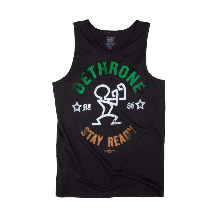 Dethrone Ready Tank Top
