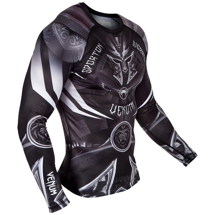 Venum Gladiator 3.0 Long Sleeve Rash Guard
