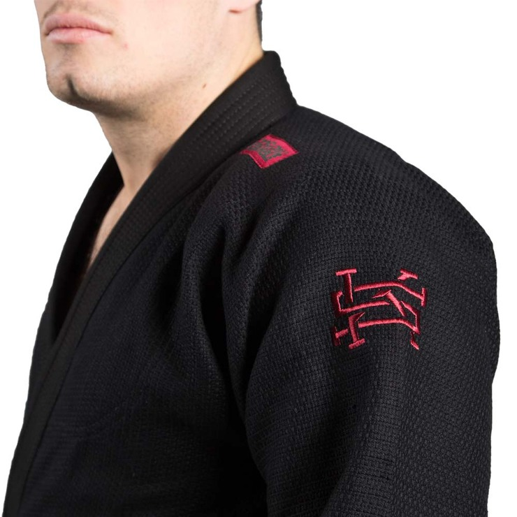 Scramble X The Warriors BJJ Gi