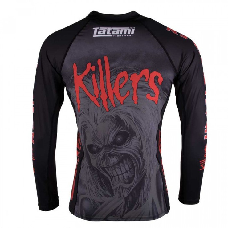 Tatami Fightwear x Iron Maiden Killers Rashguard