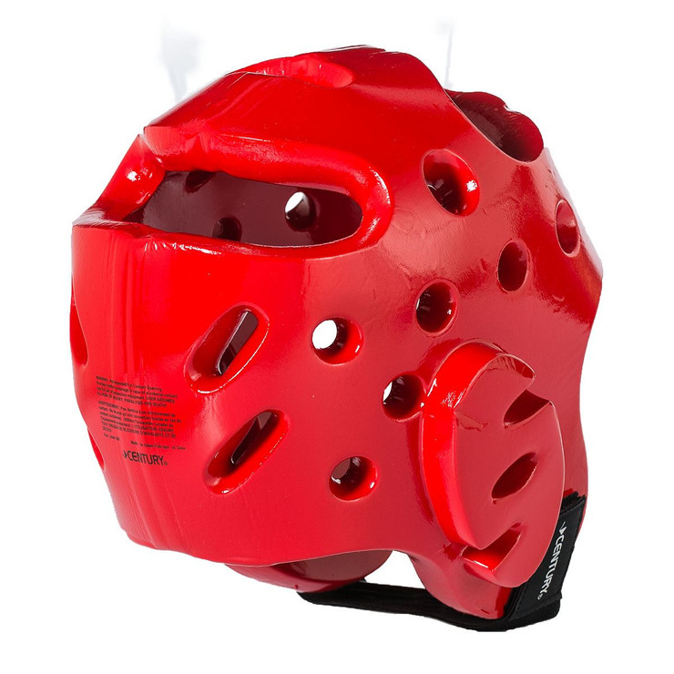 Century Sparring Head Guard Red
